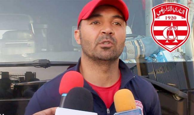 رغم إعلان العربي السعودي التعاقد معه، سعيد السايبي في النادي الإفريقي