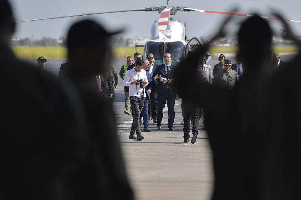 المهام الرّسمية المناطة بعهدة الوحدة الجويّة للحرس الوطني