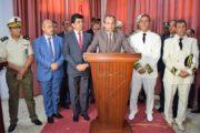 وزير الداخلية يُشرف على موكب تنصيب والي صفاقس الجديد