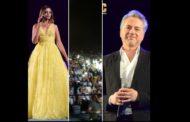 سهرة الثنائي التونسي و اللبناني الفة بن رمضان و مروان الخوري