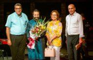 الطرودي في حفل فني يمزج بين الشعبي التونسي مع الغربي والقديم العتيق بالجديد
