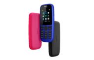(Nokia 105) ببطارية طويلة الأمد وخصائص تلبي كافة احتياجاتك اليومية بسعر لا يقاوم
