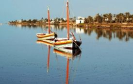 الملتقى الفني الدولي بجزيرة قرقنة