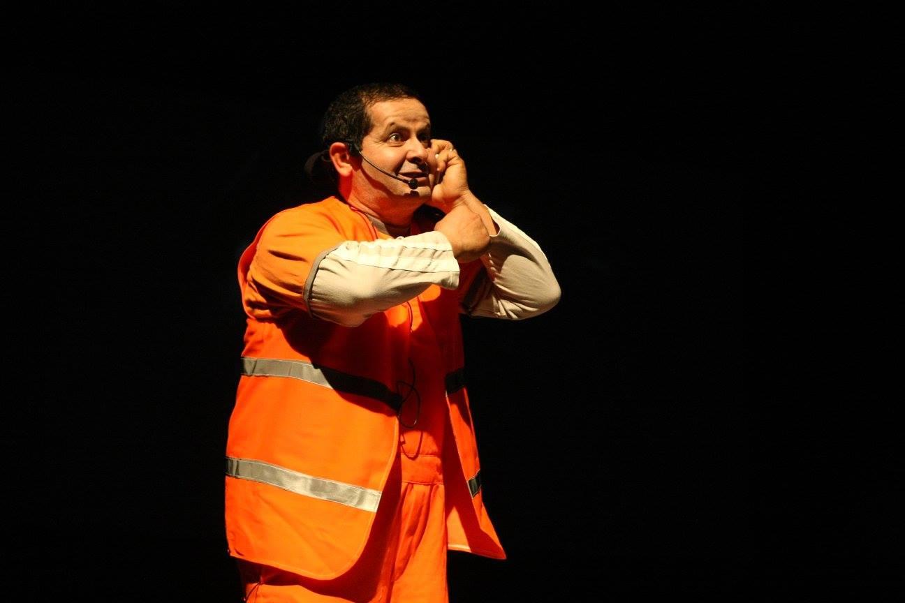 إكرام عزوز يبيع منزله لتسديد مصاريف الدورة الثانية مهرجان دولي للمونودراما