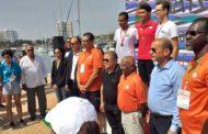 محمد خليل بن عجمية يفوز بذهبية البطولة الافريقية للسباحة في المياه الحرة ببنزرت