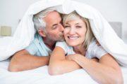 دراسة تثبت بأن الإنقطاع عن ممارسة الجنس بعد الخمسين يسبب أمراض نفسية وجسدية