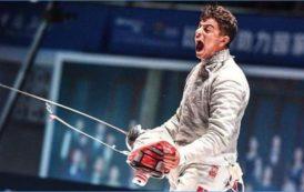 فارس الفرجاني يحرز المركز الثالث في دورة القاهرة