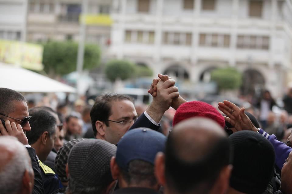 Photo of يوسف يؤمن تجميع وخزن الحبوب