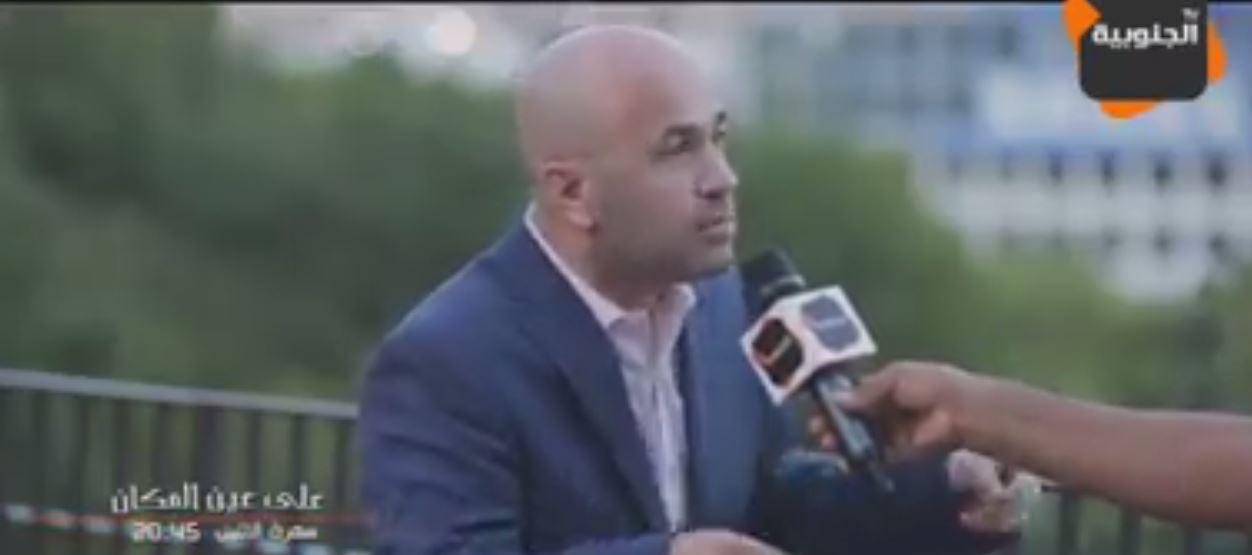 صورة الإعلامي رضا كرويدة من قلب مانهاتن ونيويورك يكشف عن مطالب رجل الأعمال التونسيين بأمريكا