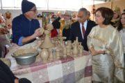 والية نابل تواكب الدورة الأولى لمعرض الصناعات التقليدية و اللباس الوطني