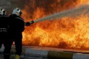 ﺻﻔﺎﻗﺲ: مجهولون يضرمون النار في إﻋﺪﺍﺩﻳﺔ ﺍﻟﻄﺎﻫﺮ ﺍﻟﺤﺪﺍﺩ