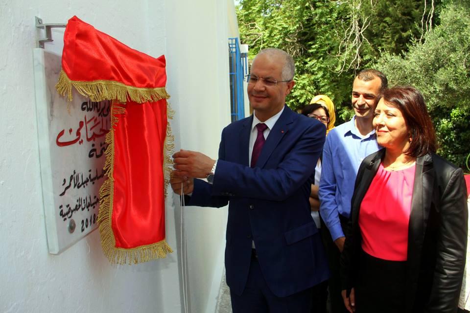 Photo of وزير الصحة يعطي إشارة انطلاق استغلال مركز الصحّة الأساسيّة بالجبل الاحمر بالعاصمة