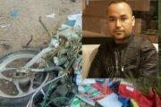 القصرين: سيارة تهريب تقتل معلم و تلوذ بالفرار