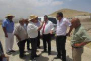 منور الورتاني والى الكاف يشدد على تأمين حنفيات للتجمعات السكنية