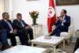 لقاء يجمع رئيس الحكومة بوزيري الداخلية والدفاع البلجيكي