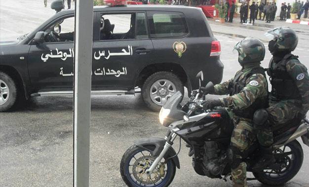 صورة صاحب معصرة بجهة حاجب العيون يتعرض لعملية تحيل رهيبة،الحرس الوطني يفكك عصابة خطيرة