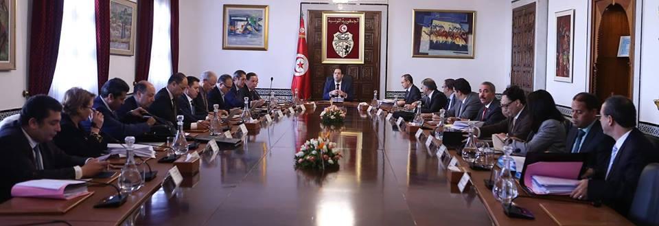 كامل التفاصيل عن إجتماع مجلس الوزراء