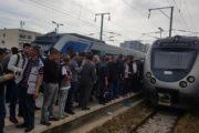 الشركة الوطنية للسكك الحديدية التونسية تقف في صف الشعب