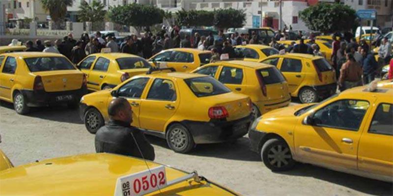 غداً-اضراب حضوري ومسيرات وتحرك بسيارات التاكسي الفردي بجميع الطرقات
