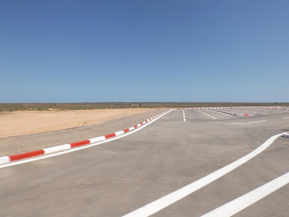تقدم أشغال الطريق السيارة بمختلف الأجزاء من رأس جدير الى حدود ولاية قابس