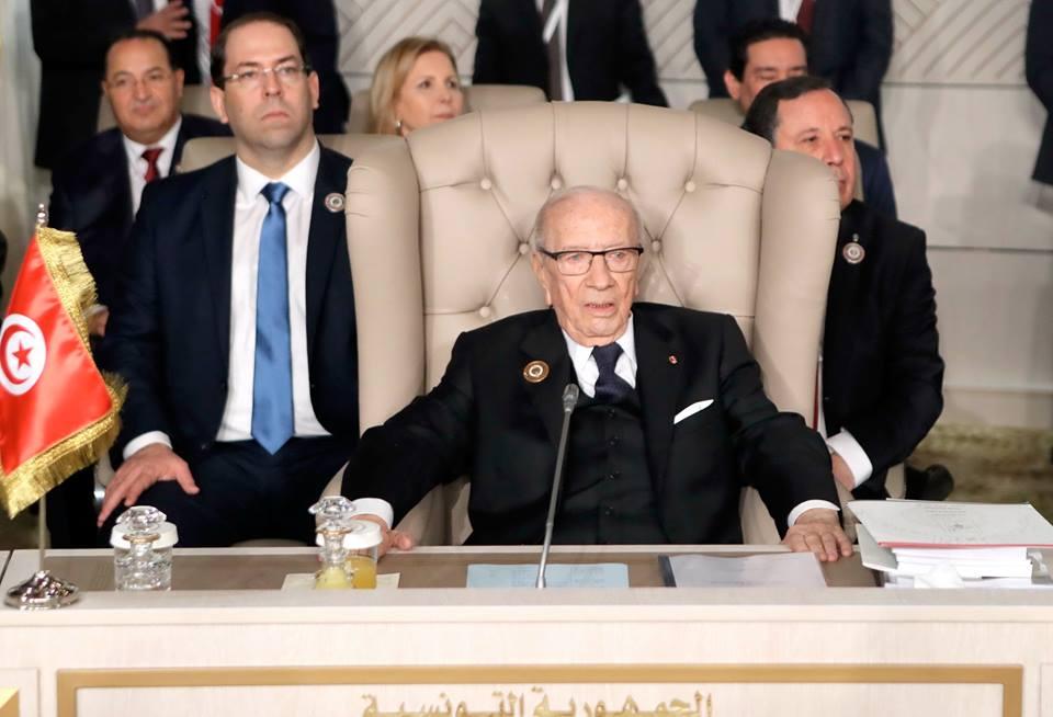 Photo of رسمياً الباجي قائد السبسي يعلن عدم ترشحه للإنتخابات الرئاسية المقبلة
