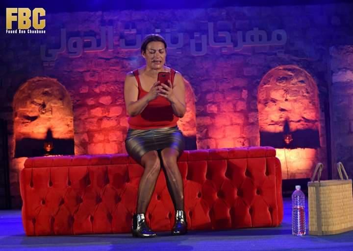 جميلة الشيحي بعرض ولد شكون لاول مرة بمهرجان بنزرت الدولي