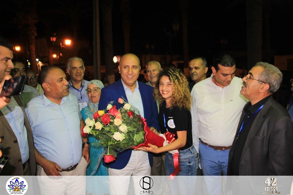 والي بن عروس يشرف على فعاليات انطلاق مهرجان الزهراء الدولي في دورته 42