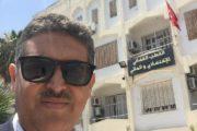 عماد الدايمي يستهلّ حملته الإنتخابية بسياسة المشي على الجماجم من أمام القطب القضائي أسابيع قليلة قبل الإنتخابات