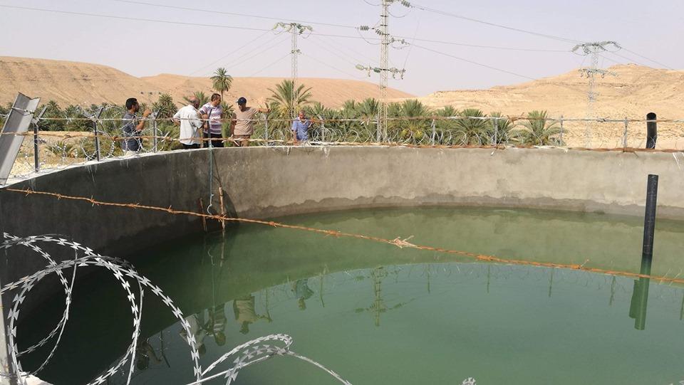 بالتفاصيل، مشروع التصرف المستدام للمنظومات الواحية بتونس
