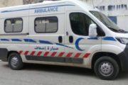 حتّى سيارة الإسعاف لم تسلم من السرقة من المستشفى الجامعي في سوسة