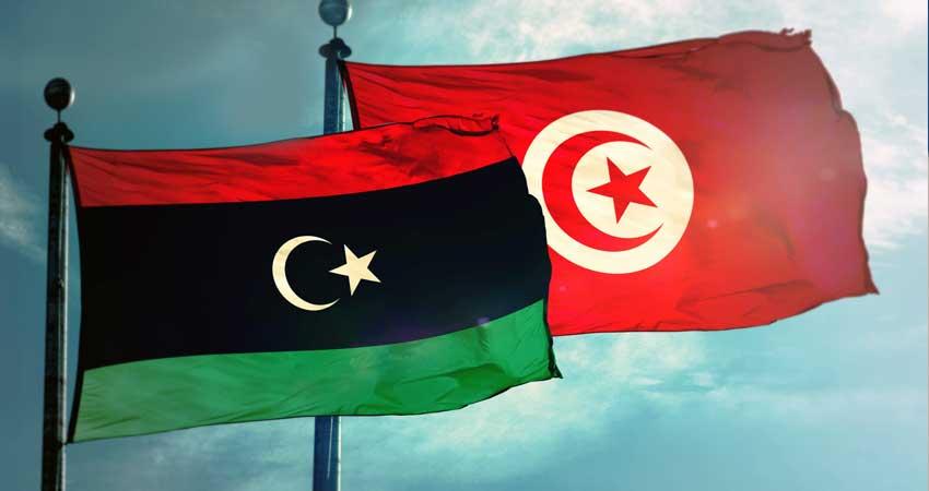 """صورة قنصليّة تونس بليبيا تغلق أبوابها بسبب تفشي عدوى فيروس """"كورونا"""""""