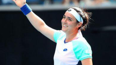 صورة أنس جابر تصعد الى المركز 25 في التصنيف العالمي للاعبات التنس