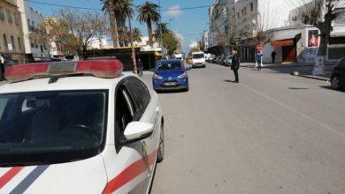 Photo of مصلحة شرطة المرور ببنزرت تخالف أصحاب السيارات الذين تعمدو مخالفة الحجر الصحي