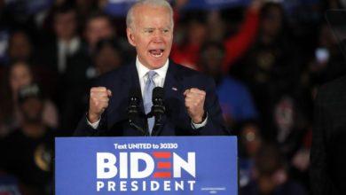 صورة جو بايدن رئيسا جديدا للولايات المتحدة الأمريكية ومؤشرات أولى عن فترة حكمه