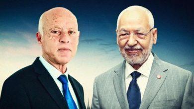 صورة هل يعلن الإخشيدي عن غلق فرع اتحاد القرضاوي بتونس ويجبر راشد الغنوشي على الإستقالة من البرلمان؟