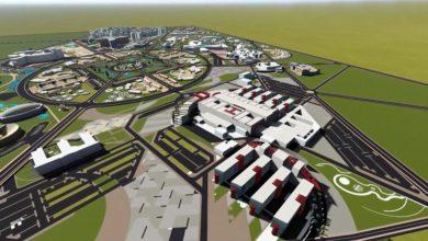 صورة مشروع مدينة الأغالبة الطبية بالقيروان