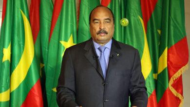 صورة الرئيس الموريتاني السابق يتربص من أجل الهروب من البلاد!