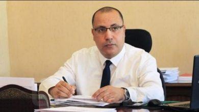 صورة لقاء يجمع المشيشي برئيس الاتحاد التونسي للصناعة والتجارة
