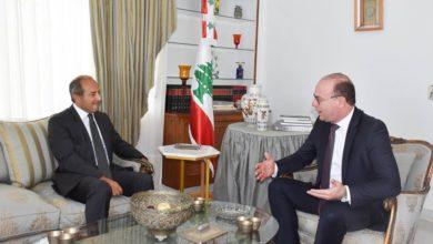 Photo of السفير اللبناني يثني على موقف تونس دولة و شعبا و على الهبة التضامنية الكبيرة