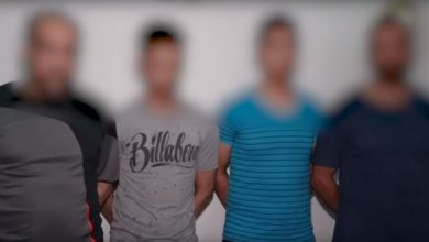 "Photo of ""بايا"" و صديقه في قبضة فرقة الشرطة العدلية ببنزرت المدينة"
