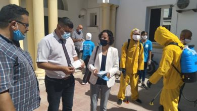 Photo of حملة تحسيسية للتوقي من فيروس كورونا المستجد ببنزرت الشمالية