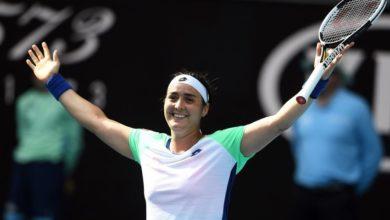 صورة أنس جابر تقفز إلى المركز الـ24 في تصنيف لاعبات التنس المحترفات