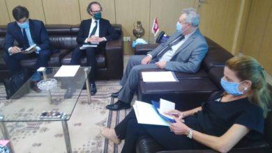 Photo of مدير مكتب البنك الأوروبي لإعادة الأعمار يعرب عن استعداد مؤسسته لمواصلة دعم تونس في تنفيذ برامجها الإصلاحية