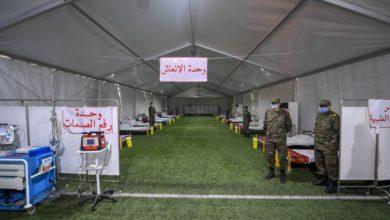 صورة القيروان : انطلاق أشغال تركيز المستشفى العسكري الميداني