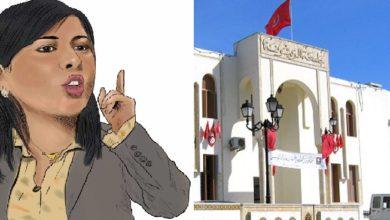 Photo of خطير/عبير موسى تقود التمـــرد إنطلاقاً من جامعــة الزيتونـــة