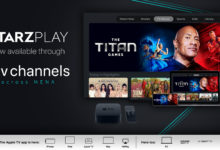 Photo of STARZPLAY تطلق خدماتها عبر قنوات Apple TV في منطقة الشرق الأوسط وشمال أفريقيا