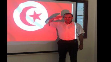 صورة الناشط السياسي عزيز بن الأخضر: لوبيات ترغب في التعامل مع حركة مشروع تونس كرهينة لكن المسيرة متواصلة