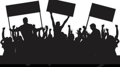 صورة وقفة احتجاجية لأصحاب المقاهي والمطاعم بتونس الكبرى الجمعة المقبل