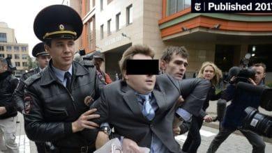 صورة المخابرات الروسية تعتقل رجال أعمال مورطين في بيع كميات ضخمة من السجائر غير المرخصة
