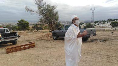 صورة المرناقية: وفاة مصابين بفيروس كورونا بمستشفى الرابطة